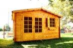 Zahradní domek MARTINA 4x4m